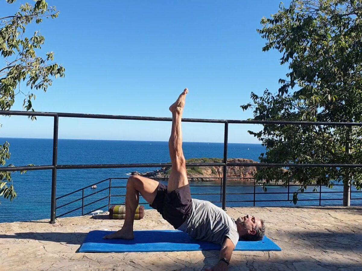 Pilates en Mallorca 25. Puerto Portals