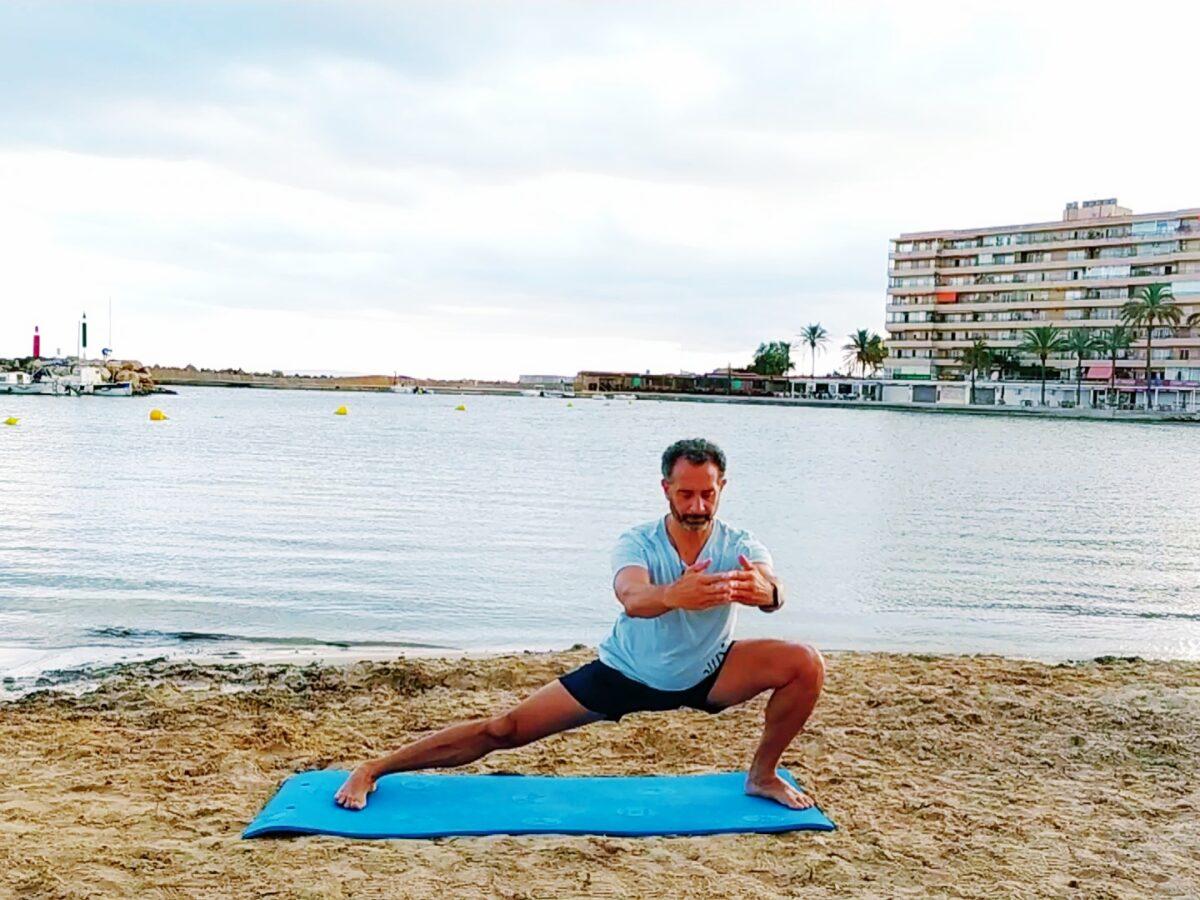 Pilates en Mallorca 26. Cala Estancia
