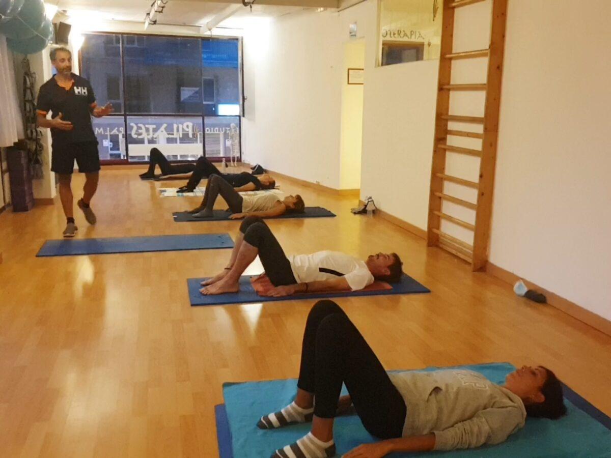 Pilates Mat Intermedio