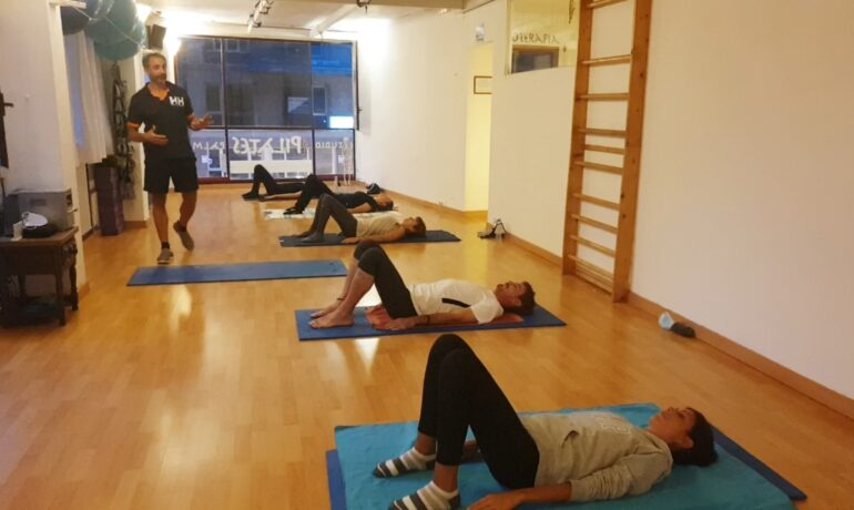 Pilates Mat Intermedio