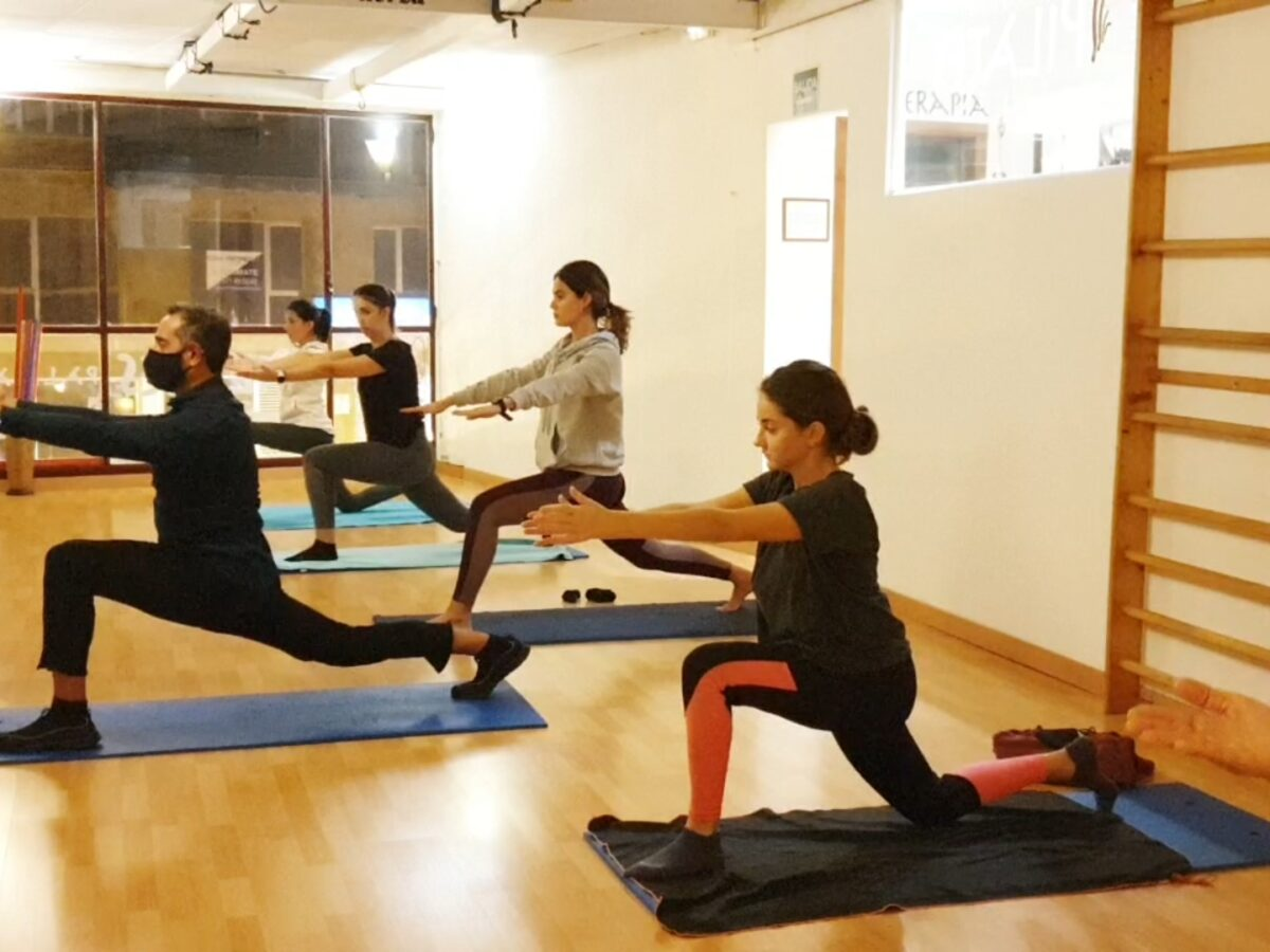 Pilates Mat (Intensidad media)