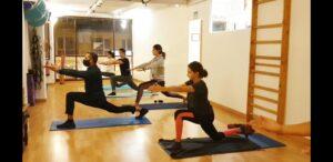 Pilates Mat (Intensidad media)