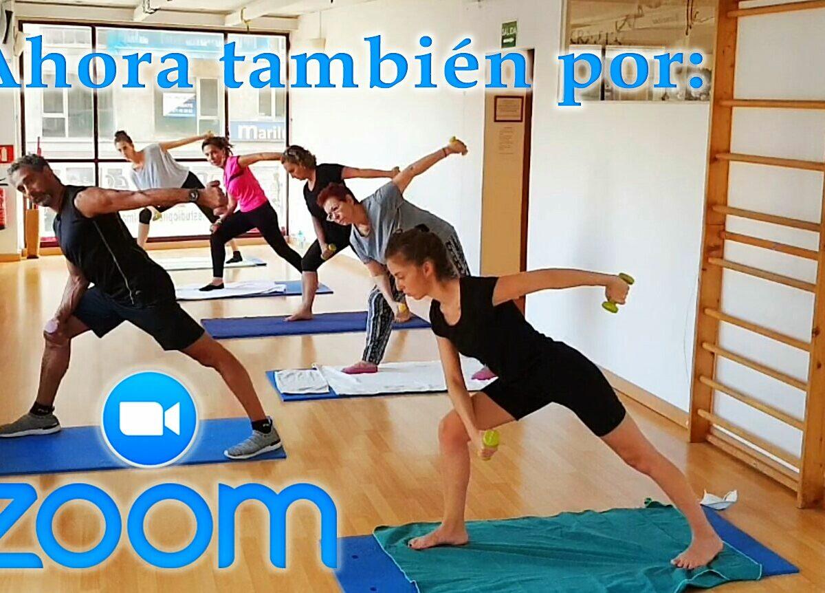 Pilates en casa, ¡nueva web!
