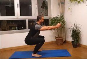 Captura Pilates en casa 4