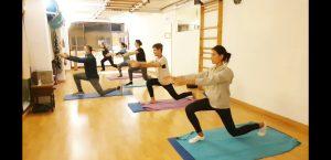 Pilates Mat (Fuerza, flexibilidad y equilibrio)