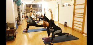 Pilates-Yoga (flexibilidad)