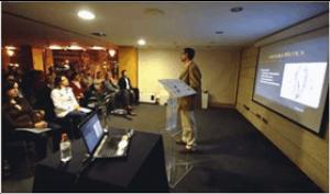 Conferencia sobre postura corporal